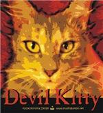 Devil Kitty Cat
