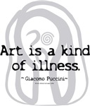 Art a kind of Illness