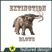 Extinction Blows