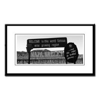 Napa Valley Wine Country Panoramic Prints
