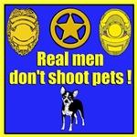 don't shoot pets