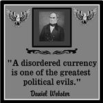 Disordered Currency