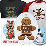 Christmas, New Year, Winter Holidays