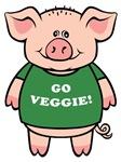 Go Veggie Pig