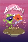 Let's Party! Frog&Bird
