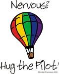 Nervous? Hug the Pilot HAB