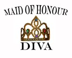 Maid of Honour DIVA GIFTS
