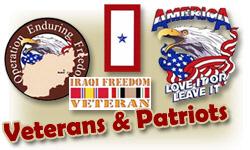 Veterans & Patriots