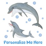 Personalized Dolphin