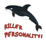 Orca Whale - Killer Personality