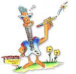 Twang The Guitar Dude !