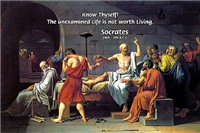 Know Thyself Philosophy of Socrates