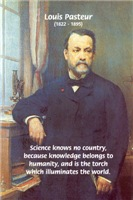Science and Knowledge: Words of Louis Pasteur