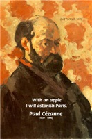 Cezanne Painting Famous Apple Astonish Paris Quote