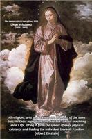 Diego Velazquez Painting: Einstein Art & Freedom