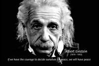 Albert Einstein: Peace
