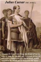 Caesar Pictures Politics Quotes: Patriotism War