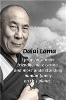 Exiled Tibetan Leader: Tenzin Gyatso