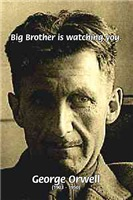 Political Dystopia: Orwell 1984 Big Brother