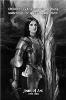 National Heroine of France: Saint Joan of Arc