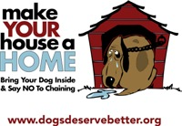 A Dog House is NOT A Home