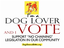 Dog Lover & I Vote