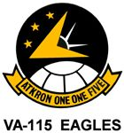 VA-115 Eagles
