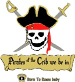 Pirates of Crib we be in