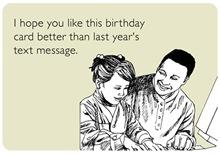 Better Birthday Card