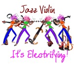 Jazz Violin--It's Electrifying