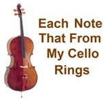 Each Note That From My Cello Rings