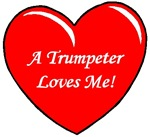 A Trumpeter Loves Me