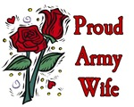 Red Rose - Army Wife