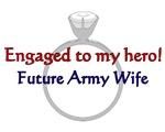 Engaged to my hero