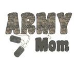 Army Mom (tags)