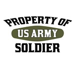 Property of US Army Soldier