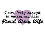 Lucky Army Wife