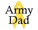 Army Dad with Ribbon Items