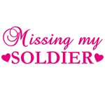 Missing My Soldier (pink)