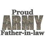 Proud Army Father-in-law (ACU)
