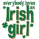 Everybody Loves Irish Girl