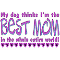 Best Mom from Dog