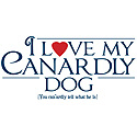 Love Canardly Dog Male