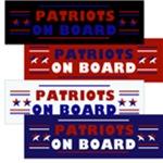 Patriots On Board