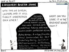 8/9/2010 - eDiscovery Rosetta Stone