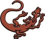 Lizard Icons