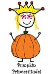 Pumpkin Princessitude!