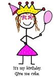 Princessitude! Birthday