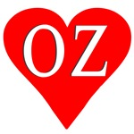 OZ on a Red Heart WoZ