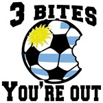 3 BITES YOU'RE OUT Soccer Scandal